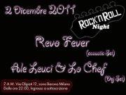 >2 dicembre : Revo Fever (live) + Ale Leuci @ ZAM