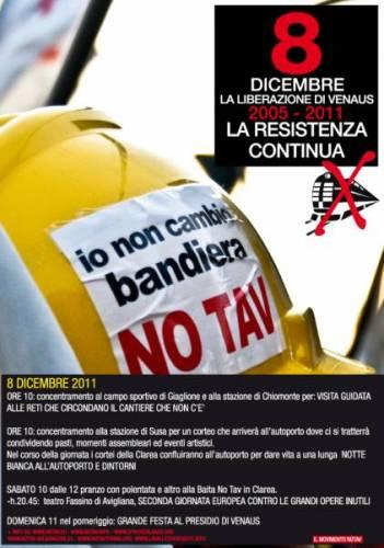 8 dicembre 2005 – 8 dicembre 2011 LA RESISTENZA CONTINUA