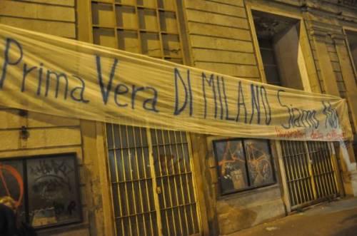 La Prima Vera di Milano.I lavoratori della cultura per le vie della città
