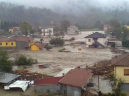 Alluvione ligure un mese dopo: video-reportage da Brugnato