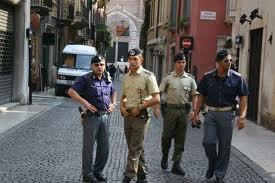 Corsico, Abbiategrasso, Rho, è di moda il militare…