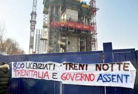 Wagon-lits, anche a Torino proteste. E ora Moretti risponde.