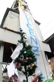 Wagon – lits, la protesta continua sotto Natale