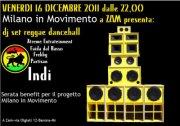 >VENERDì 16 DICEMBRE 2011: Reggae dancehall (Benefit per Milano In Movimento)