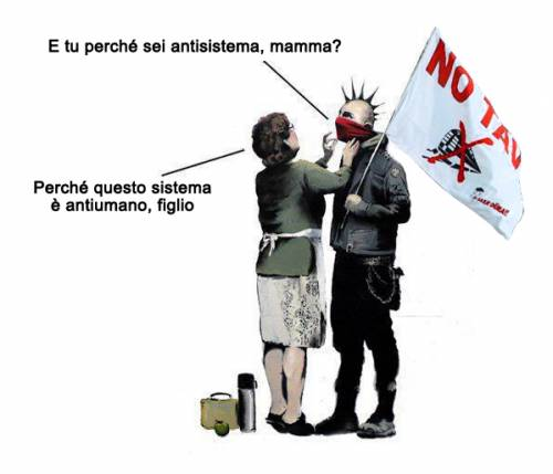 Arresti No Tav, comunicato da Bologna.
