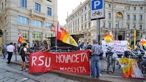 Novaceta: centinaia di lavoratori appesi a un filo (di seta)