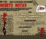 17.02.2012 – CONCERTO NO TAV || Piazza XXIV Maggio dalle 19 || Esa/Junior Sprea/NightSkinny/Punkreas/Casino Royale