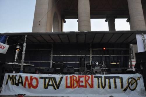 DAL CONCERTO NOTAV di Piazza XXIV Maggio: cronaca multimediale…