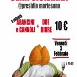 Cena siciliana NO TEM