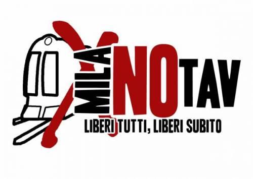 Anche Milano è No Tav!