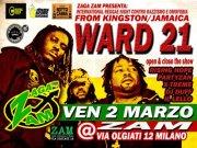 VENERDì 2 MARZO 2012: ZAGA ZAM – Original smoking yard: WARD 21