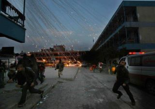 GAZA: NUOVI RAID AEREI, 21 MORTI DA VENERDI'