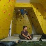 Acciaieria ZAM: la palestra di arrampicata a ZAM!