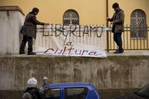 Napoli: Forum delle Culture occupato!