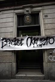 Aggressione fascista al Berchet! E la Polizia sta a guardare…