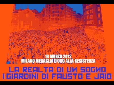 Domenica 18 Marzo h.14.00-16.30 – Giardini intitolati a Fausto e Iaio @ Piazza Durante