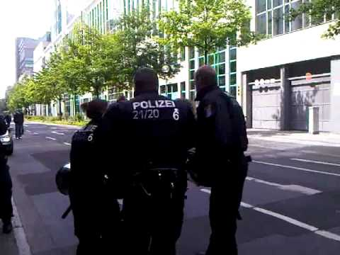 Blockupy Francoforte: i video