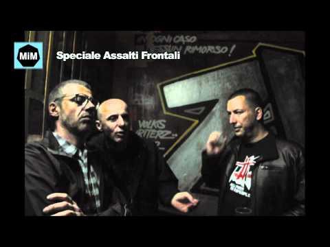 Assalti Frontali a Zam – Il concerto e il backstage – Let's go!