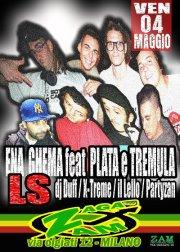 Venerdì 4 Maggio – Torna il reggae, torna ZAGAZAM! @ ZAM, Via Olgiati 12