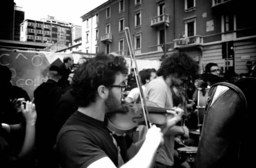Il vento su Milano