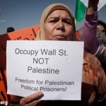 occupywallst not palestine-women