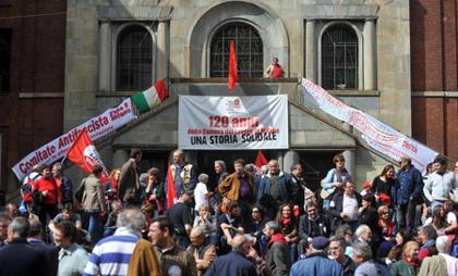 Bilancio di un anno. Il sindaco di Milano e l'antifascismo