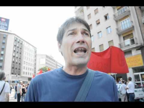 Basiano: un migliaio di lavoratori delle cooperative in corteo oggi a Milano