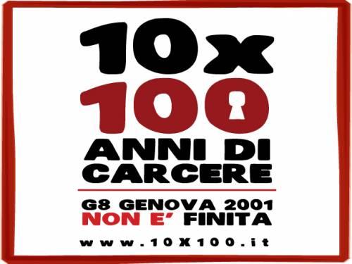 Genova 2001 non è finita 10×100