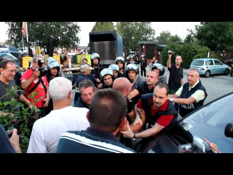 Jabil: i lavoratori si oppongono allo sgombero dei macchinari – VIDEO