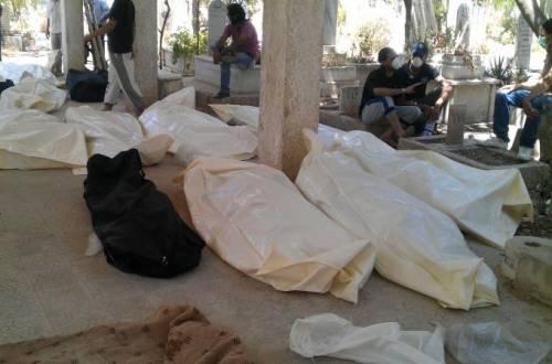 Gli scenari inquietanti della guerra siriana