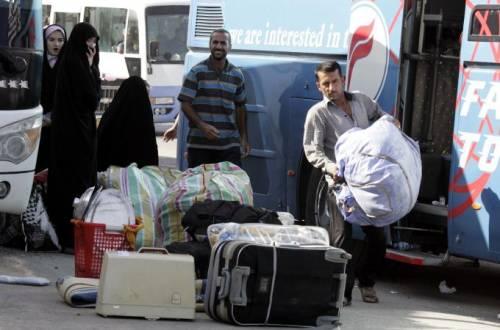 Siria, la battaglia per Damasco e Aleppo