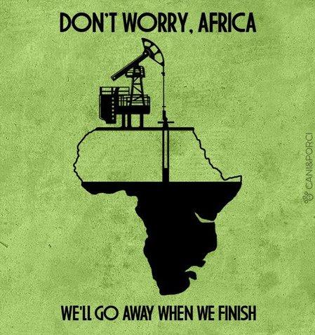 Sudafrica, ma non solo