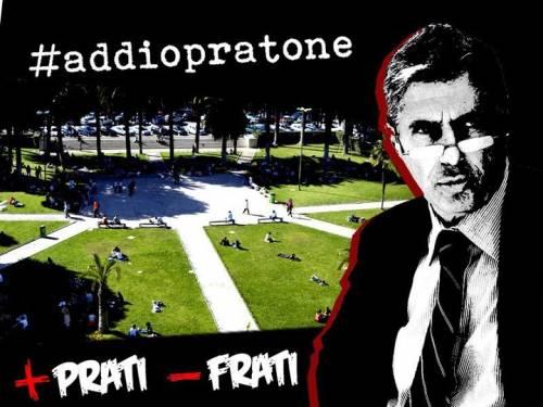 NO alla cementificazione del Pratone, SI ad una formazione uguale e degna per tutt*!