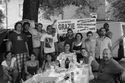(Foto)Diario da Cavezzo – Le immagini del campo della solidarietà!