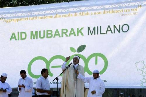 Aid Mubarak! Anche a Milano