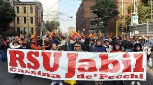 Giù le mani dal Collettivo Lambretta! Solidarietà e socialità non si possono sgomberare! – Comunicato dalla Jabil occupata