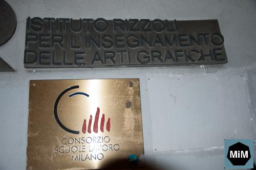 Il Lambretta sull'Istituto Rizzoli
