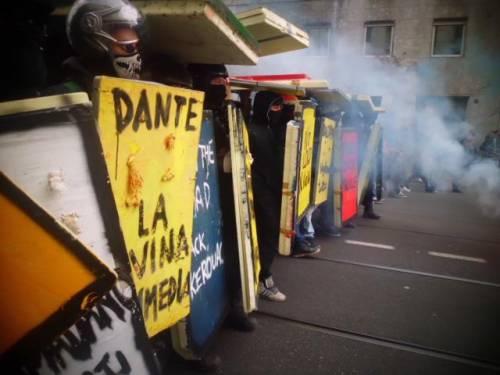 Sul #14N, la violenza e l'austerity