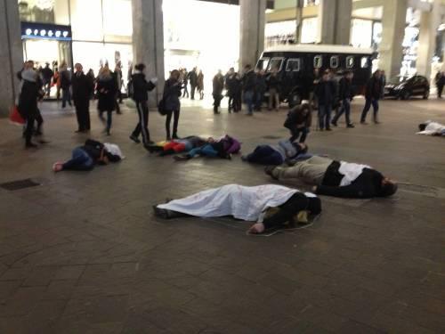 Stop bombing Gaza – Milano per la Palestina