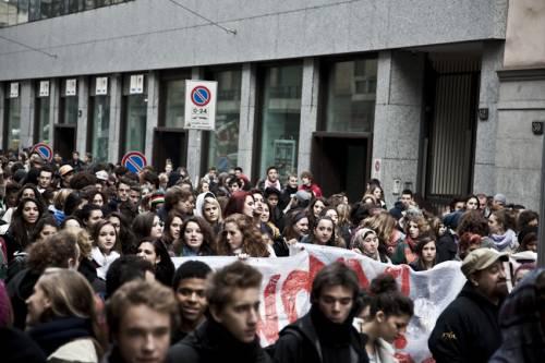Milano, 14 Novembre – Comincia la repressione