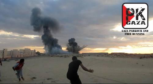 GazaUnderAttack: parola ad un esperto