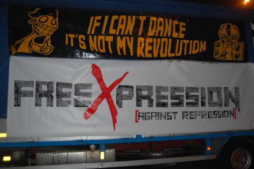 FreeXpression, oltre la musica