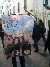 Padova – #NoNazi in my town!