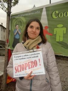 Grande successo dello sciopero delle educatrici delle coop Meta, 3Effe e Sociale della Brianza! 30/11/12