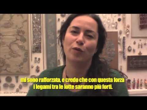 """""""E' importante superare le frontiere""""- storia e condanna di Pinar Selek"""