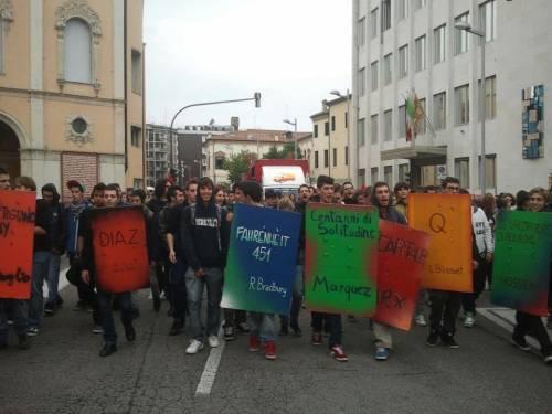 Padova – Liberi tutt@ – Perquisizioni e misure cautelari per la giornata di sciopero europeo del 14 novembre