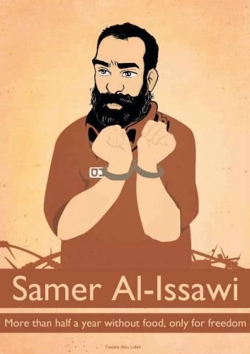 SAMER ISSAWI libero il 6 marzo