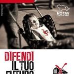 DIFENDI IL TUO FUTURO! Corteo No Tav