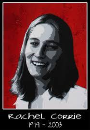 Rachel Corrie, dieci anni fa