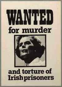 Non ci mancherai, Maggie Thatcher!